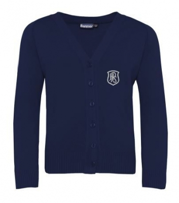HOLYTOWN PRIMARY KNITTED CARDIGAN