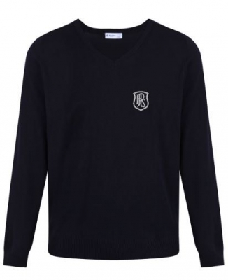 HOLYTOWN PRIMARY KNITTED V-NECK