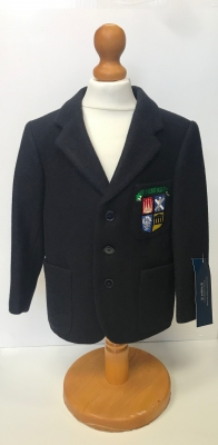 HIGH SCHOOL OF DUNDEE NAVY BLAZER