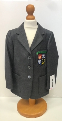 HIGH SCHOOL OF DUNDEE GREY BLAZER