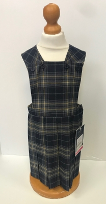 HIGH SCHOOL OF DUNDEE PINAFORE