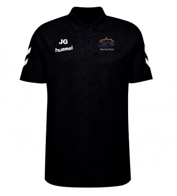 WEST EXE STAFF MENS POLOSHIRT