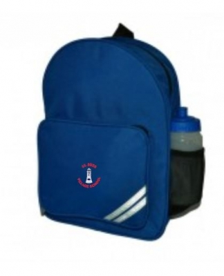 ST BEES VILLAGE PRIMARY SCHOOL INFANT BACKPACK