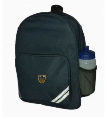 STRAITON PRIMARY SCHOOL INFANT BACKPACK