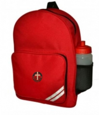 ST SAVIOURS PRIMARY SCHOOL INFANT BACKPACK