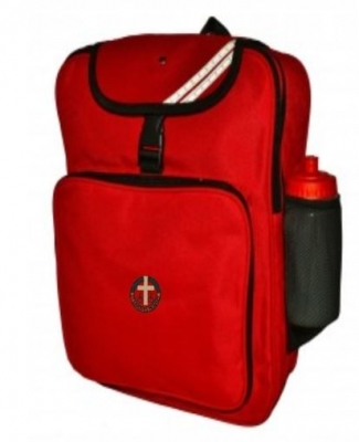 ST SAVIOURS PRIMARY SCHOOL JUNIOR BACKPACK