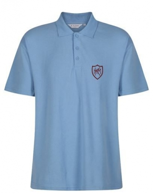 KEIR HARDIE PRIMARY POLOSHIRT (WITH NAME)