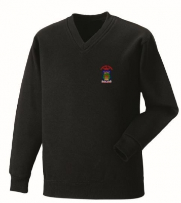 KENNOWAY PRIMARY V-NECK SWEATSHIRT