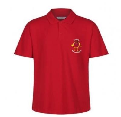 Heathrigg Nursery Poloshirt