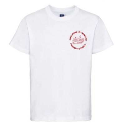 KINCARDINE-IN-M PRIMARY T-SHIRT