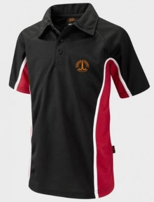 LANGHOLM PRIMARY SCHOOL SPORTS POLO