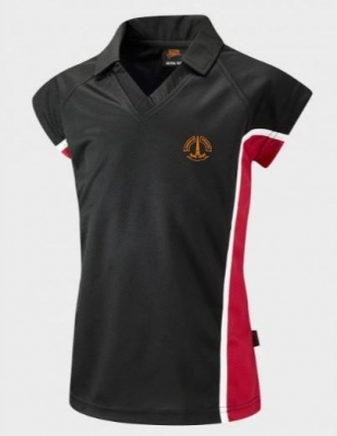 LANGHOLM PRIMARY SCHOOL GIRLS SPORTS POLO
