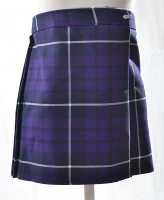 Langlees Primary School Girls Warrior Tartan Kilt