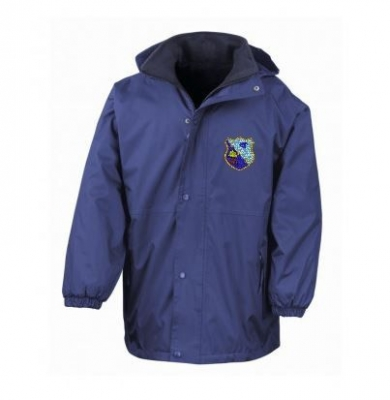 LAW PRIMARY REVERSIBLE JACKET