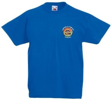 LAWFIELD PRIMARY GYM T-SHIRT