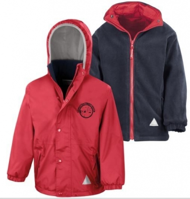 LOCHRUTTON PRIMARY HEAVYWEIGHT REVERSIBLE