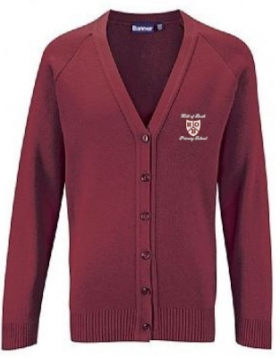 HILL OF BEATH KNITTED CARDIGAN
