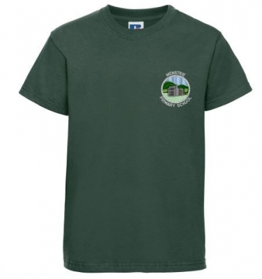 MENSTRIE PRIMARY T-SHIRT