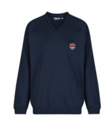 OUR LADY'S RC PRIMARY 1-6 SCHOOL VNECK SWEATSHIRT