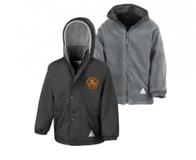 NEWMAINS PRIMARY REVERSIBLE JACKET