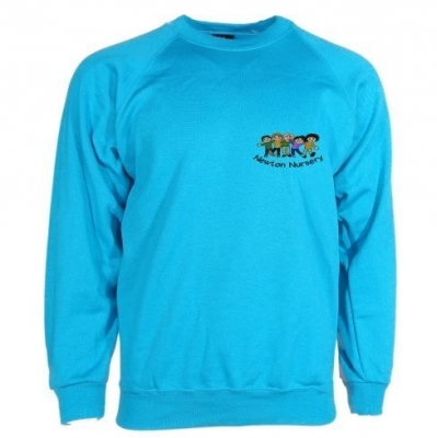 NEWTON NURSERY SWEATSHIRT