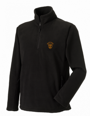 NEWTYLE PS *STAFF* QUARTER ZIP FLEECE