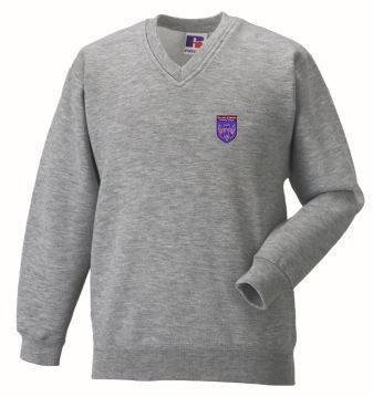 OUR LADY OF LORETTO V-NECK SWEATSHIRT