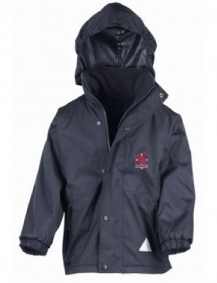 OUR HOLY REDEEMER REVERSIBLE JACKET