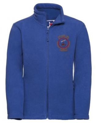 OUR LADY AND ST PATRICKS FLEECE