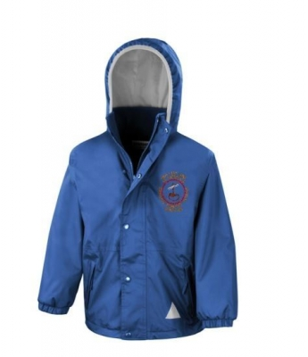 OUR LADY AND ST PATRICKS REVERSIBLE JACKET