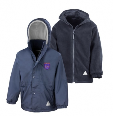 OUR LADY OF LORETTO REVERSIBLE JACKET