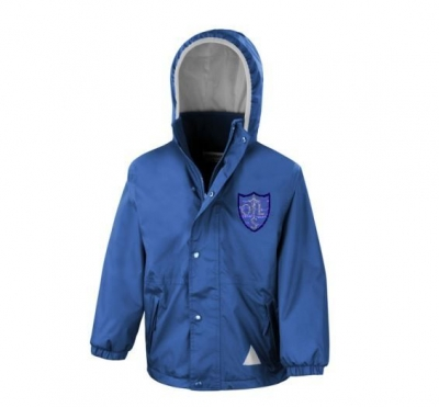 OUR LADY RC PRIMARY REVERSIBLE JACKET