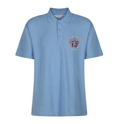 OUR LADY ST FRANCIS TRUTEX POLOSHIRT