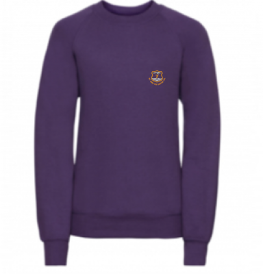 ST JOHN THE BAPTIST P7 SWEATSHIRT