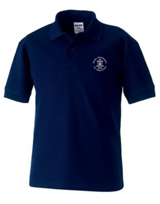 BOWES HUTCHINSON'S RUSSELL POLOSHIRT