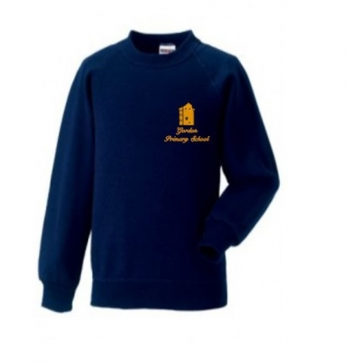 GORDON PRIMARY 1-6 SCHOOL SWEATSHIRT