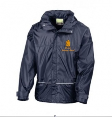 GORDON PRIMARY SCHOOL SHOWERPROOF JACKET