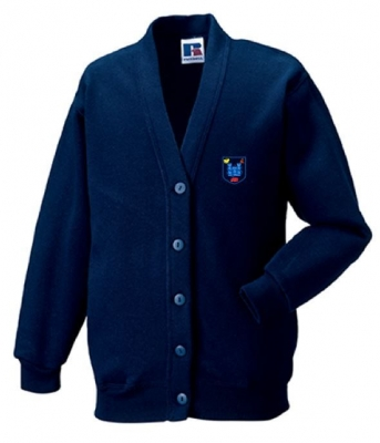 SIMPSON PRIMARY SCHOOL CARDIGAN