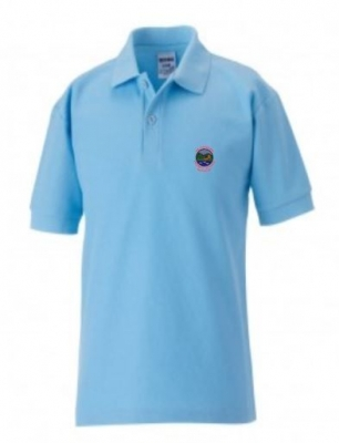 WALKERBURN NURSERY POLOSHIRT
