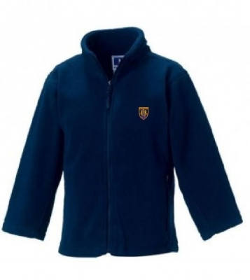 WIGTOWN PRIMARY SCHOOL FLEECE JACKET