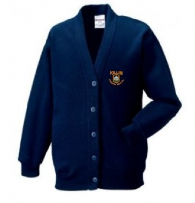 KILLIN PRIMARY SCHOOL CARDIGAN