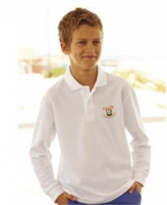 KILLIN PRIMARY SCHOOL LONG SLEEVE POLOSHIRT