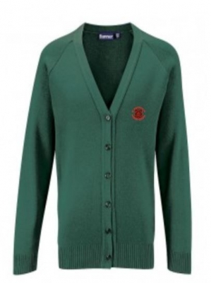 ST STEPHENS PRIMARY SCHOOL KNITTED CARDIGAN