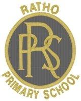RATHO PRIMARY SCHOOL BLAZER BADGE