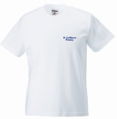 ST CUTHBERTS PRIMARY SCHOOL T-SHIRT