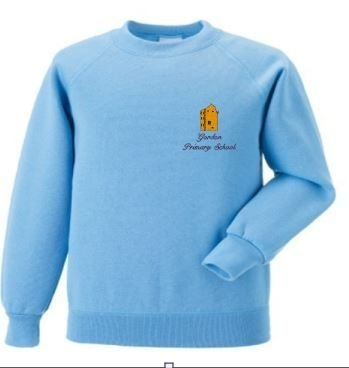 GORDON PRIMARY 7 SCHOOL SWEATSHIRT