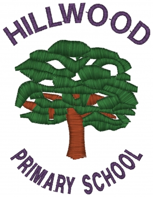 HILLWOOD SCHOOL BLAZER BADGE