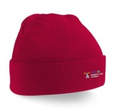 MALVINS CLOSE PRIMARY ACADEMY WOOL HAT