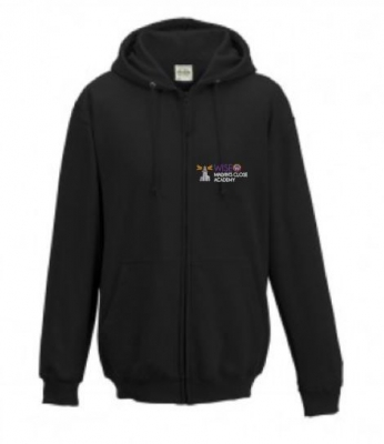 MALVINS CLOSE PRIMARY ACADEMY  ZIPPED HOODIE