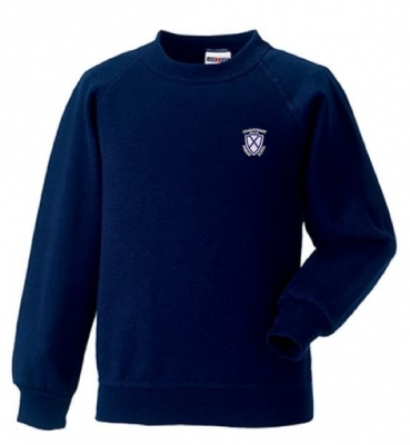CRAIGLOCKHART PRIMARY SCHOOL CREW NECK SWEATSHIRT